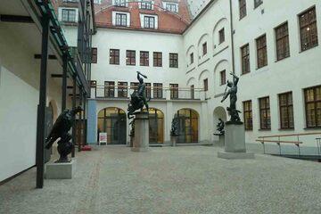 Augsburg - Maximilian Museum