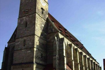 Dinkelsbuhl - Munster St. Georg (Manastirea Sfantul Gheorghe)