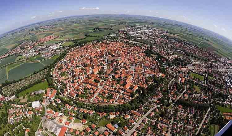 Obiective turistice Nordlingen din Germania