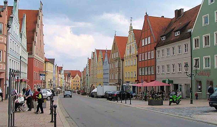 Obiective turistice Donauworth din Germania