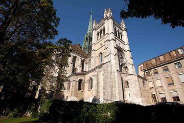 Geneva - Catedrala Sf. Petru