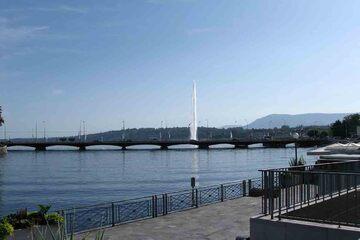 Geneva - Podul Mont Blanc
