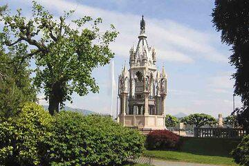 Geneva - Mausoleul ducelui de Brunswick