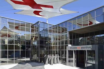 Geneva - Muzeul International al Crucii Rosii si al Semilunei Rosii