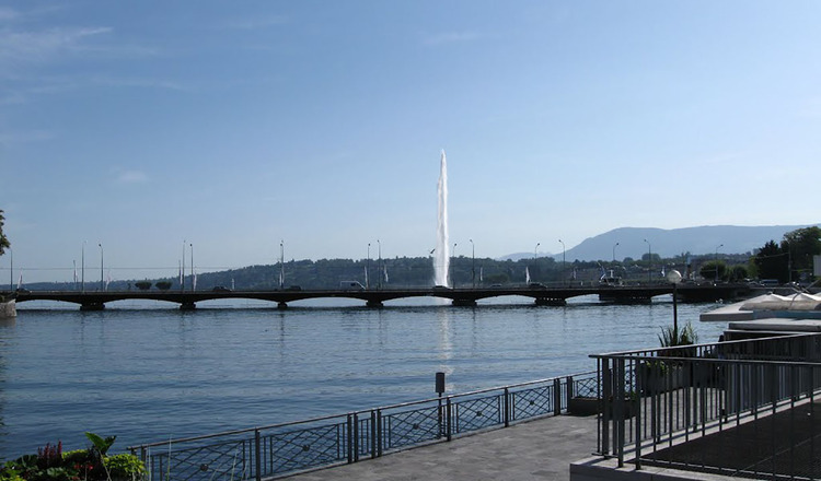 Podul Mont Blanc