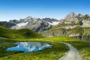 Cantonul Graubunden - Parcul National Elvetian