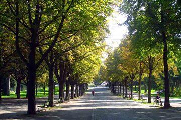Geneva - Promenada Bastioanelor