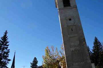 St Moritz - Turnul inclinat