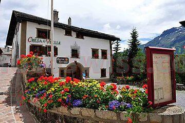 St Moritz - Chesa Veglia