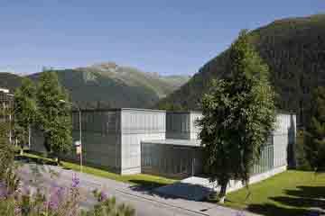 Cantonul Graubunden - Muzeul Kirchner