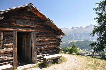St Moritz - Coliba lui Heidi
