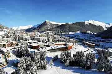 Cantonul Graubunden - Davos