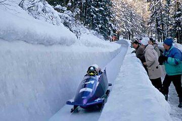 St Moritz - Pista de Bob