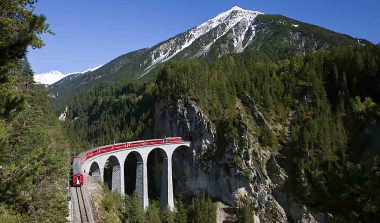 Obiective turistice Cantonul Graubunden din Elvetia