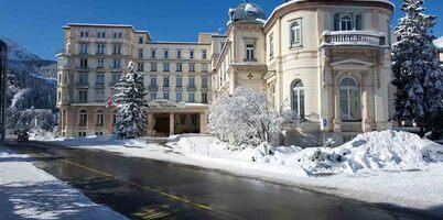 Cazare ieftina St Moritz