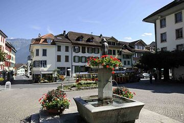 Interlaken - Complexul arheologic - Unterseen