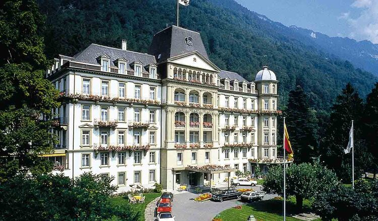 Hotelul Victoria-Jungfrau