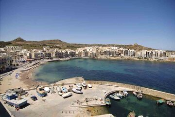 Insula Gozo - Marsalforn Bay