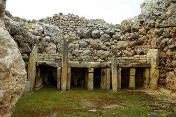Insula Gozo - Templele Ggantija