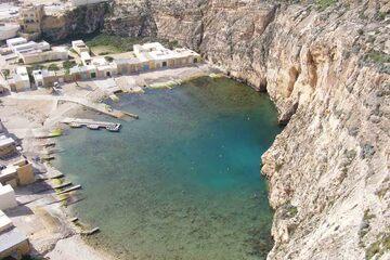 Insula Gozo - Falezele de la Ta'Cenc