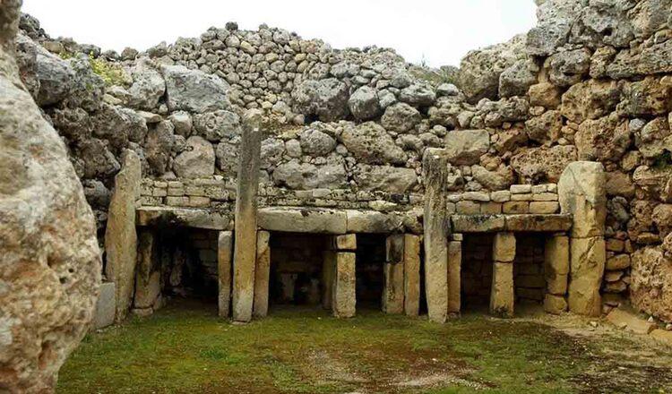 Templele Ggantija