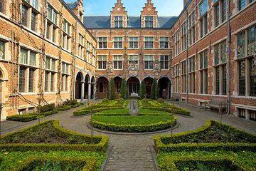Anvers - Muzeul Plantin-Moretus
