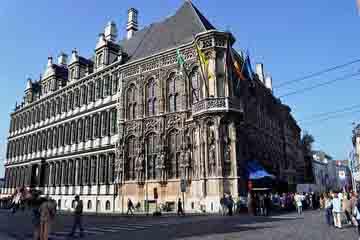 Gent - Stadhuis