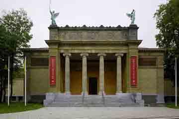 Gent - Muzeul de Arte Frumoase