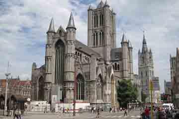 Gent - Catedrala Sf Bavo
