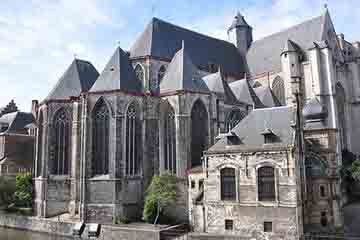 Gent - Biserica Sf. Mihail