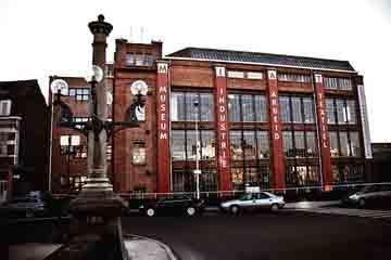 Gent - Muzeul de Istorie al Industriei Textile