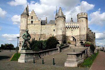 Anvers - Fortareata, portul si imprejurimile lor