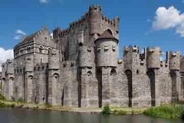 Gent - Castelul Contilor de Flandra