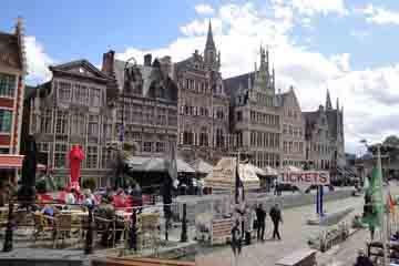 Gent - Centrul istoric