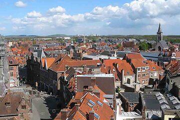 Tournai - Vestigii medievale