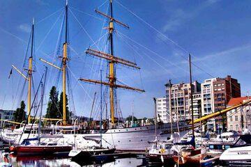 Oostende - Opleidingszeilschip Mercator
