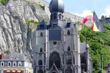 Dinant - Collegiale Notre-Dame - Biserica Maica Domnului