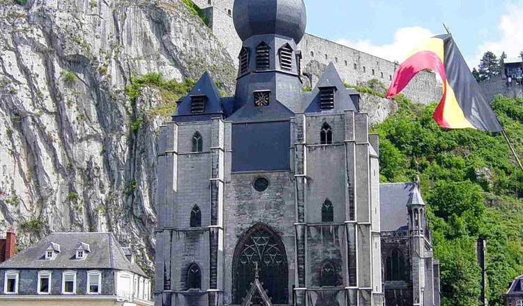 Collegiale Notre-Dame - Biserica Maica Domnului