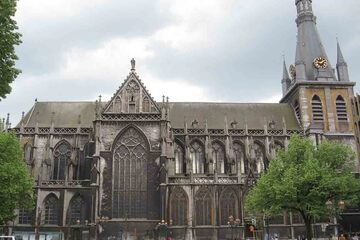 Liege - Cathedrale St. Paul