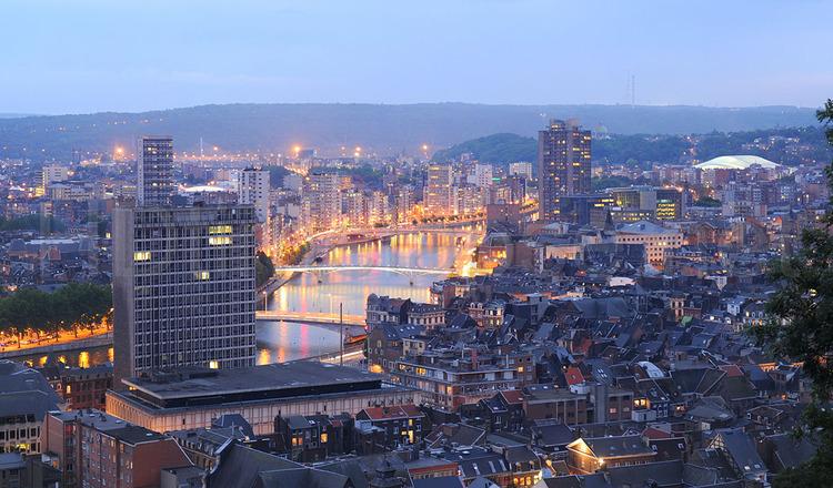 Obiective turistice Liege din Belgia