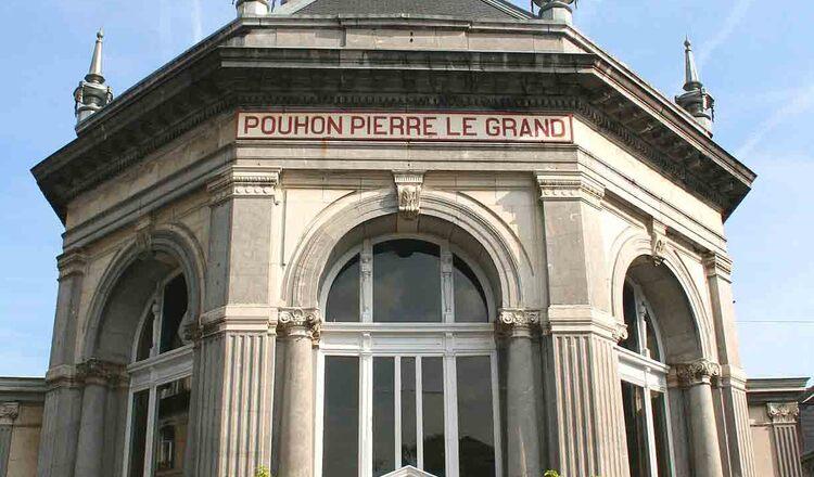 Le Pouhon Pierre-le-Grand