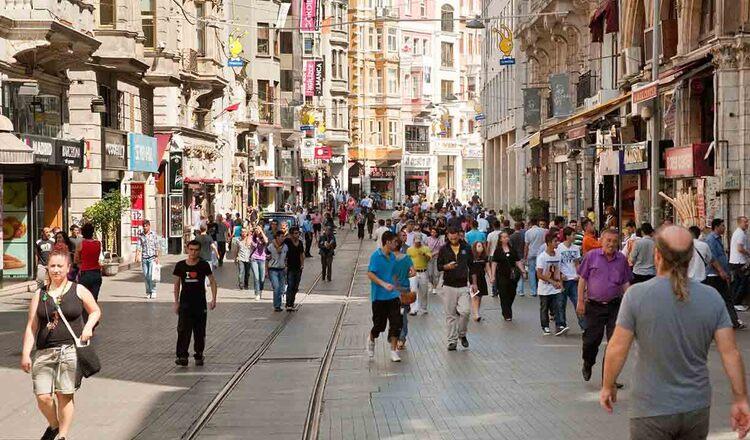 Cartierul Beyoglu