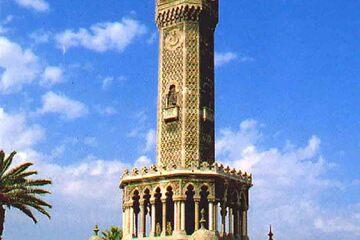 Izmir - Saat Kulesi