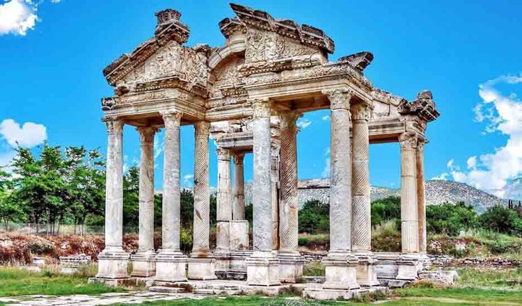 Aphrodisias, Pamukkale, Hierapolis