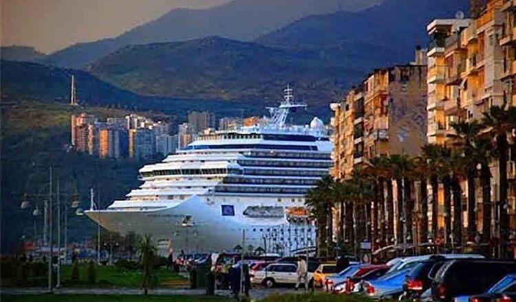 Portul din Izmir