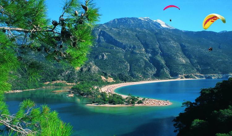 Obiective turistice Fethiye din Turcia