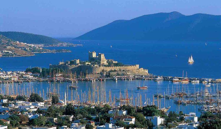 Obiective turistice Bodrum din Turcia
