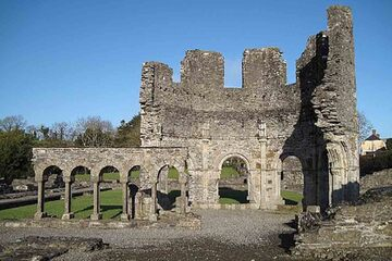 Drogheda - Mellifont Abbey
