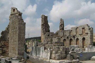 Antalya - Perge