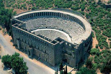 Antalya - Aspendos